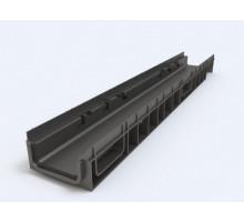 Лоток 100.65 h85 пластиковый (черный)