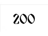 200 (190)