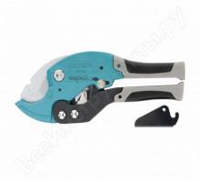 Ножницы для резки изделий из ПВХ, D до 36 мм, 2-компонентные рукоятки, рабочий столик// GROSS