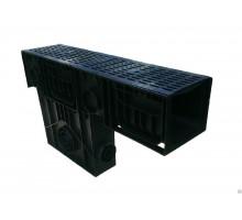 Пескоуловитель 200 с решеткой стальной штампованной А15
