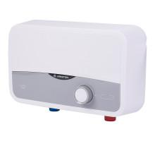 Водонагреватель проточный AURES S 3.5 COM PL (Душ + Кран)ARISTON (автоматический) кабель