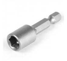 Насадка шестигранная магнитная 8/65 мм