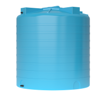 Бак д/воды ATV-2000 BW (сине-белый) с поплавком