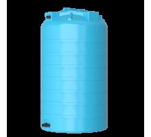 Бак д/воды ATV-500 BW (сине-белый) с поплавком