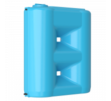 Бак д/воды Combi  W-2000 BW (сине-белый) с поплавком