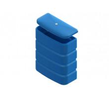 Емкость с плоской задней стенкой стационарная Синий НБ150С