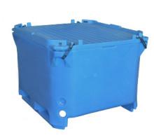 Ванна контейнера изотерм. 600л BCS56х4 Синий И620С с крышкой контейнера изотерм(ДВУХСТЕННЫЙ)