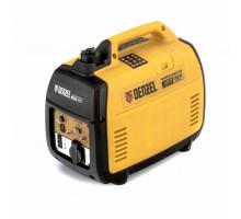 Генератор инверторный GT-1200iS, 1,2 кВт, 230 В, бак 2,4 л, закрытый корпус, ручной старт// Denzel