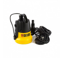 Дренажный насос DP500E, 500 Вт ( 7 м³ напор 7 м ) Denzel