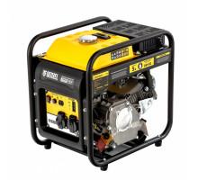 Генератор инверторный GT-2500iF, 2,5 кВт, 230 В, бак 5 л, открытый корпус, ручной старт// Denzel