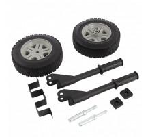 Транспортировочный комплект (колеса и ручки) для генераторов PS// Denzel