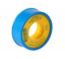 Фум-лента UNITAPE (12 м х 12 мм х 0,075 мм) (син.)