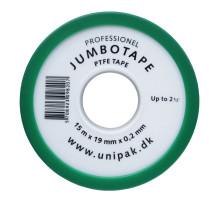 Фум-лента MIDITAPE (12 м х 12 мм х 0,1мм) (зел.) Д