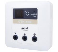 Терморегулятор накладной таймер UTH-160 (2.5 KW)