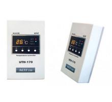 Терморегулятор накладной программируемый UTH-170 (4KW)