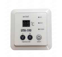 Терморегулятор встраиваемый электронный UTH-190 (2.6 KW)