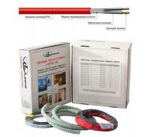 Двужильный экранированный греющий кабель, Lavita UHC-20-120 (2400 Вт / 120 м)