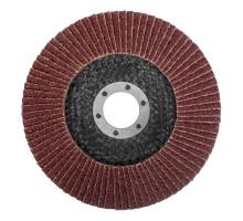 Круг лепестковый торцев. (КЛТ) 125 Х 22 Р 40 (№40)