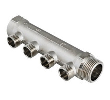 """Коллектор никель STC-Faro 1""""х1/2""""х2н/р 5752 STC"""