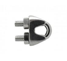 Зажим троса 6 мм DIN 741 ( кор 1500 )