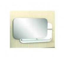 """Зеркало """"Адажио"""" 100 см  белое, светодиод.подсветка (код 25355)"""