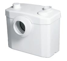 Установка канализационн SANITOP            (2 точки,измельчитель,до 50 ° ) 5м
