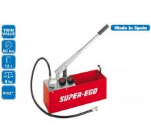 Насос ручной испытательный rp50-s (Super-Ego) (бак 12 л, давление 60 бар)