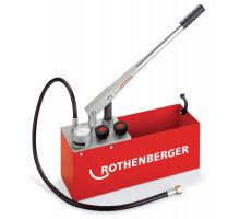 Насос ручной для опрессовки RP-50 6.0200 Rothenber