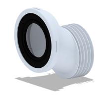 Манжет для унитаза эксцентрик жесткий 40 мм 110х114 (W0420)