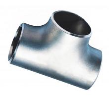 Тройник стальной оцинкованный  21,3 х 2,0 (Ду-15)