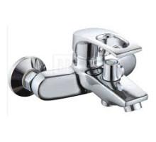 Смеситель для ванны RAINSBERG R4802F одноруч, с литым изливом 10см, с переключателем душа
