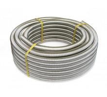 Труба гофр. нерж.сталь HF 40A 0,3Т термообработанная (10м/бухта), Lavita