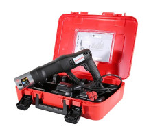 Пресс-инструмент электрический VALTEC EFP203 (без насадок) в пласт.ящике (48319-51) VT.EFP203.0/220