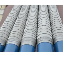 Фильтр с полимер сеткой ПНД 110 галунного плетения, 3000мм