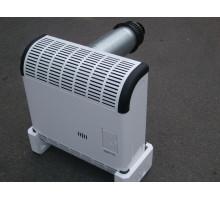 Воздухонагреватель газовый ALPINE AIR NGS-50F с коаксиальной трубой  (5 кВт + вентилятор)