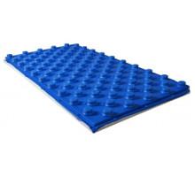 Пенополистирол с покрытием, для т/п (1000*500*40) 0,5м² FT 20/40L серая поверхность