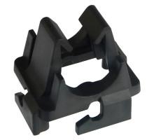Клипса поворотная для крепления труб 14-20 мм к арматурной сетке 10000004