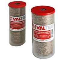 Нить сантехническая льняная VALTEC, для резьбовых соединений (110м) VT.FLAX.0.110
