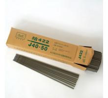 "Электроды J422 (GB E4303) 4 мм ""Золотой мост"" (5 кг)"