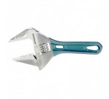 Ключ разводной, 120 мм,CrV, укороченная ручка // Gross