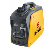 Генератор инверторный GT-950i, X-Pro 0,9 кВт, 220В, бак 2,1 л, ручной старт // Denzel