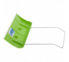 Движок для уборки снега пластиковый, 815х440х1150 мм, алюминиевая рукоятка, Россия// Сибртех