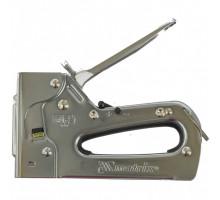 Степлер мебельный металлический регулируемый, тип скобы 53, 6-14 мм// MATRIX PROFESSIONAL