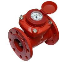 Счётчик воды ВМГ Ду 50 г/в турбинный Ру16 150C L=200мм фл Водоприбор