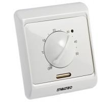 Термостат комнатный VALTEC (НЗ сервопривод–отопл., НО-охл. конд.) VT.AC601.0.0