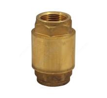 Клапан обратный 100 Ду15 м/м пружинный латунь Itap
