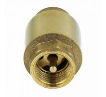Клапан обратный Ду50 пруж. Лат. шток 4002 STC