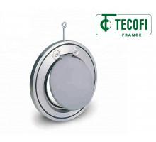 Клапан обр ст 1/ств Ду100 Ру16 м/фл д/ст Tecofi CB5440-0100