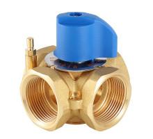 Четырехходовой смесительный клапан VALTEC 1 1/4 VT.MIX04.G.07