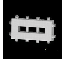 Коллекторный модуль с гидрострелкой на 5 выходов NED Thermo InstallHEAT (145407030018)